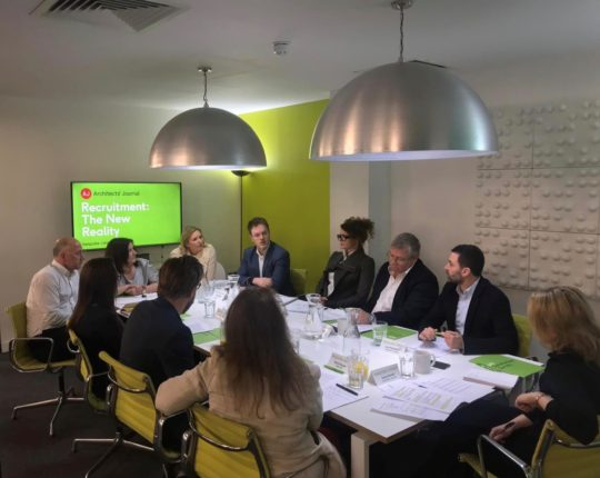Mark Rowe joins Bespoke Careers roundtable event