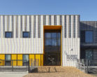 The Pavilion - Bobby Moore Academy_Primary School detail_Penoyre & Prasad