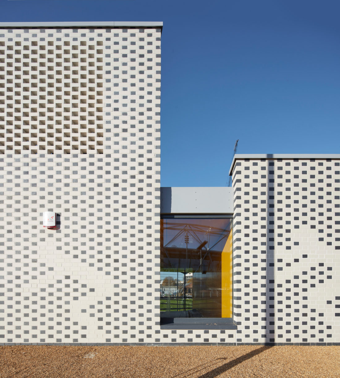 The Pavilion - Bobby Moore Academy_detail_Penoyre & Prasad