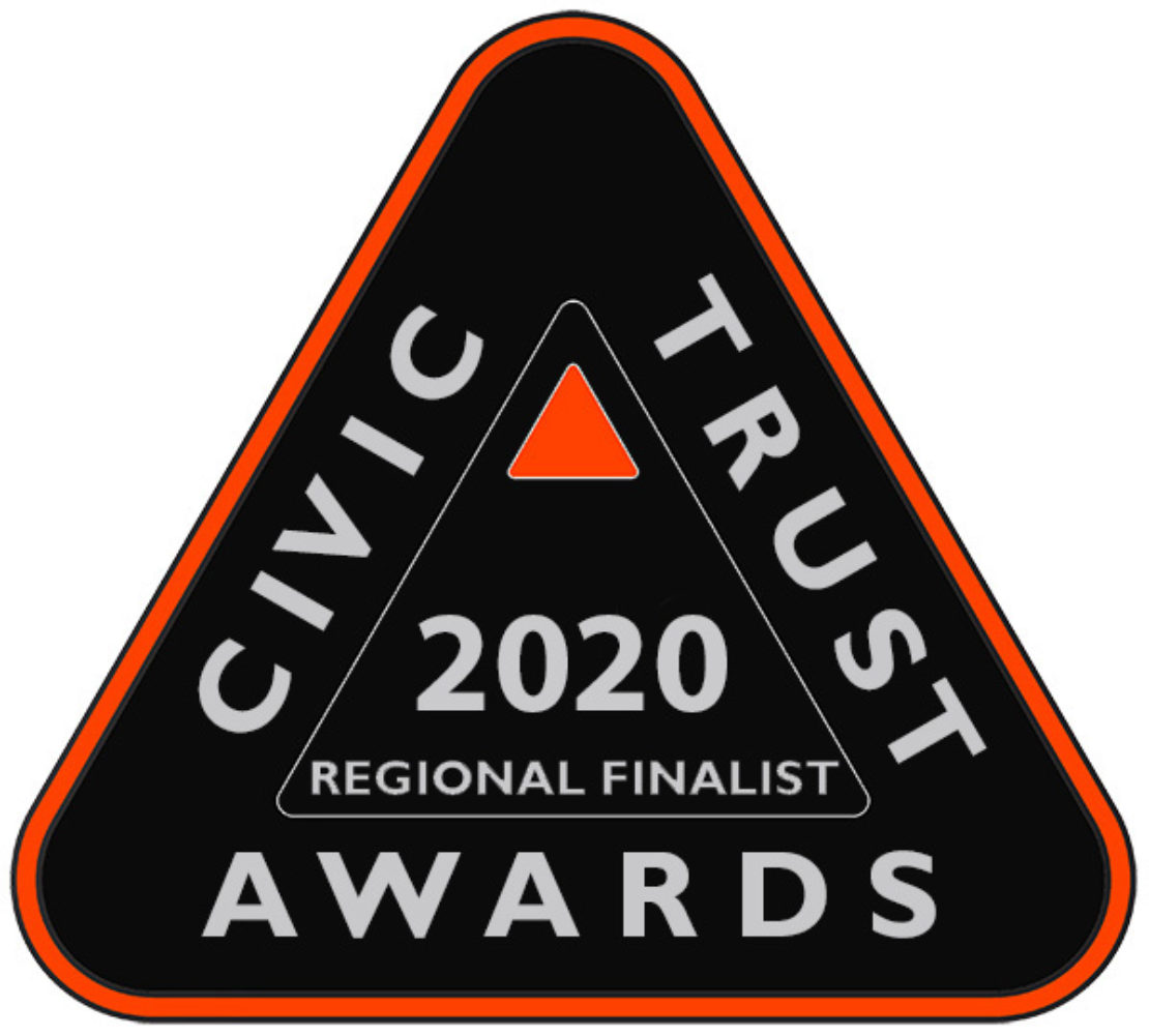 2020 Civic Trust Awards Regional Finalist