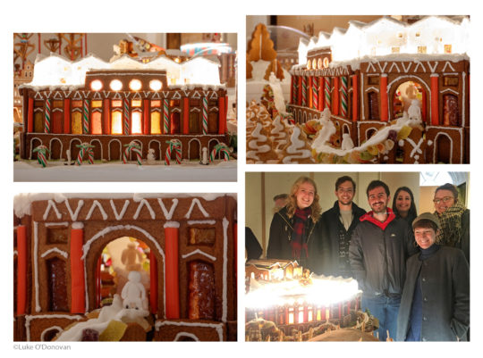 Penoyre & Prasad at the Gingerbread City