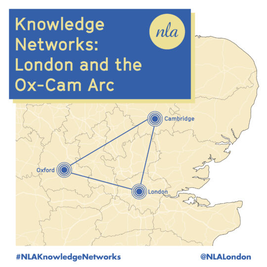 NLA Knowledge Networks: London and the Ox-Cam Arc