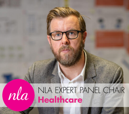 Mark Rowe selected as NLA Expert Panel Chair