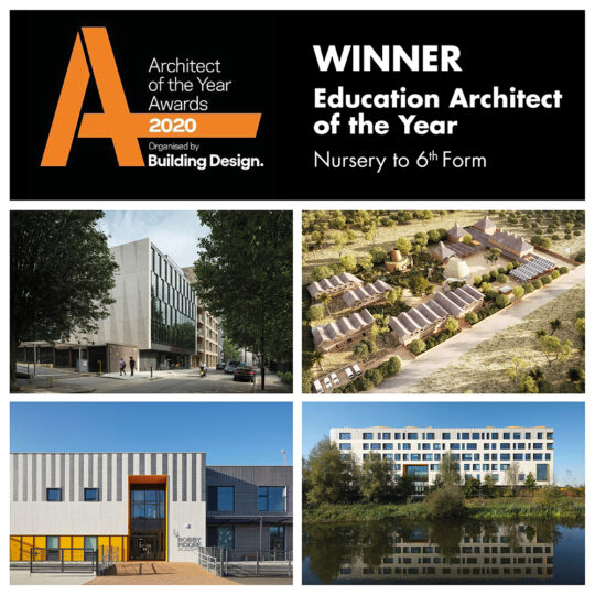 BD Education Architect of the Year